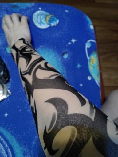 Tatuaz Rekaw Sztuczny Tattoo Tymczasowy 7452287777 Oficjalne Archiwum Allegro