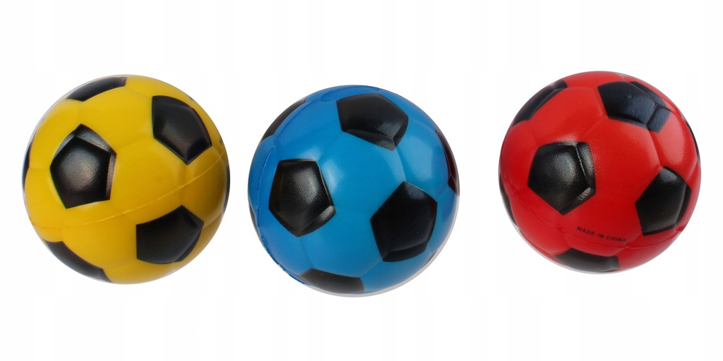 LG Imports piłki do piłki plażowej 6 cm 3 szt