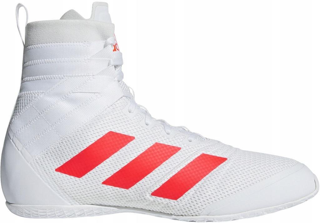 Buty bokserskie Adidas Speedex 18 B96493 - 42 2/3
