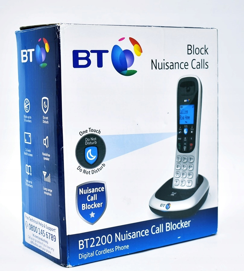 4773-26 ...BT 2200... a#g TELEFON STACJONARNY