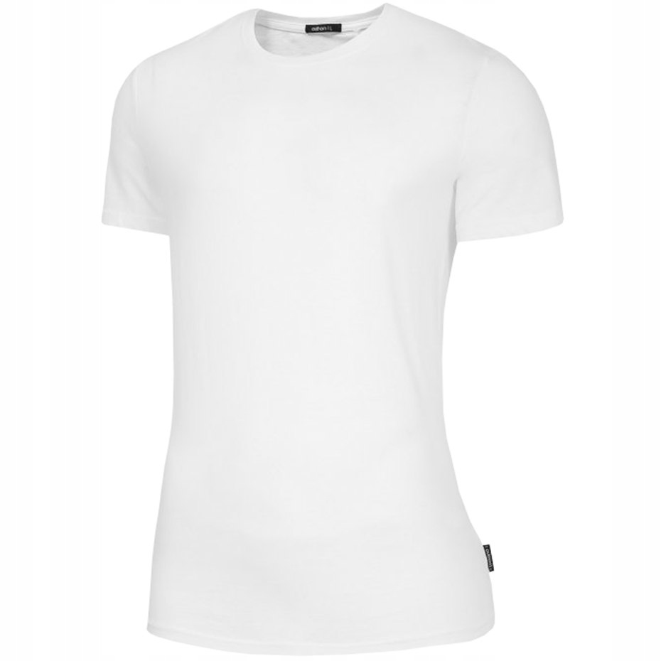Koszulka męska Outhorn biała HOZ19 TSM600 10S