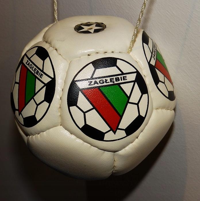 ZAGŁĘBIE SOSNOWIEC - piłka kolekcjonerska mała