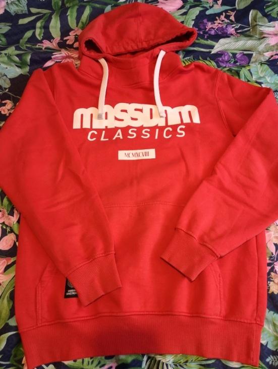 Bluza MASS rozmiar M STAN DB+