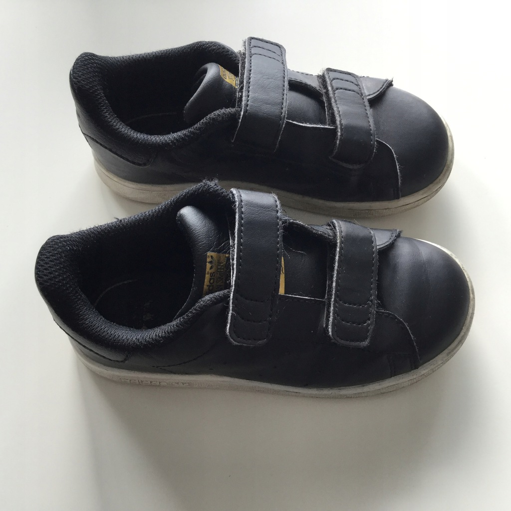 Adidas Stan Smith 27 16,5cm Superstar czarne