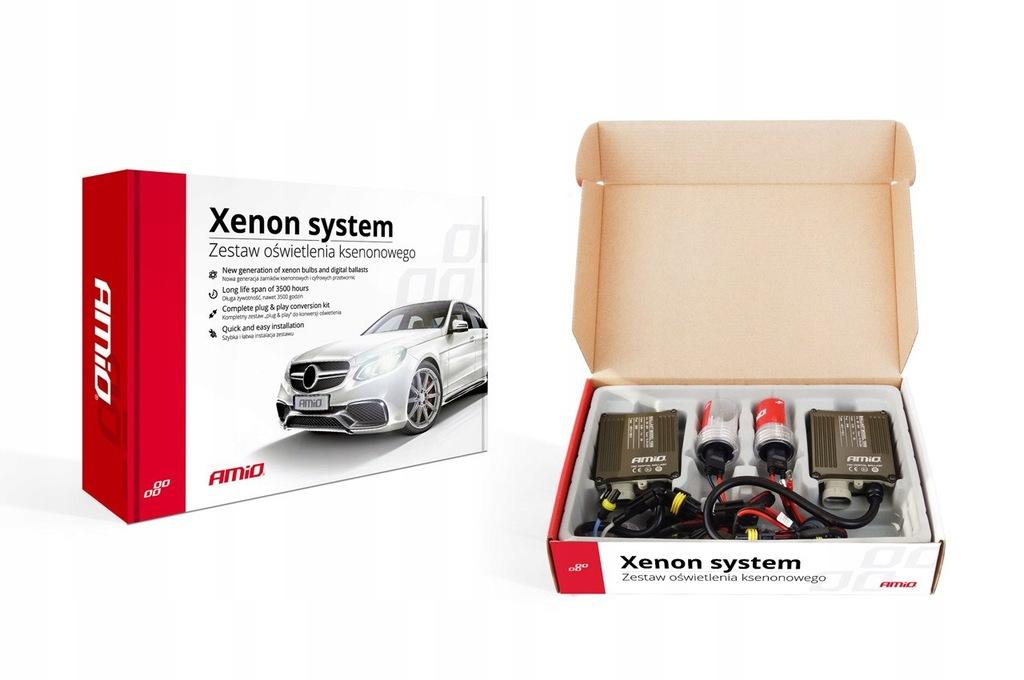 Zestaw canbus d2r premium 4300k zestaw ksenonowy