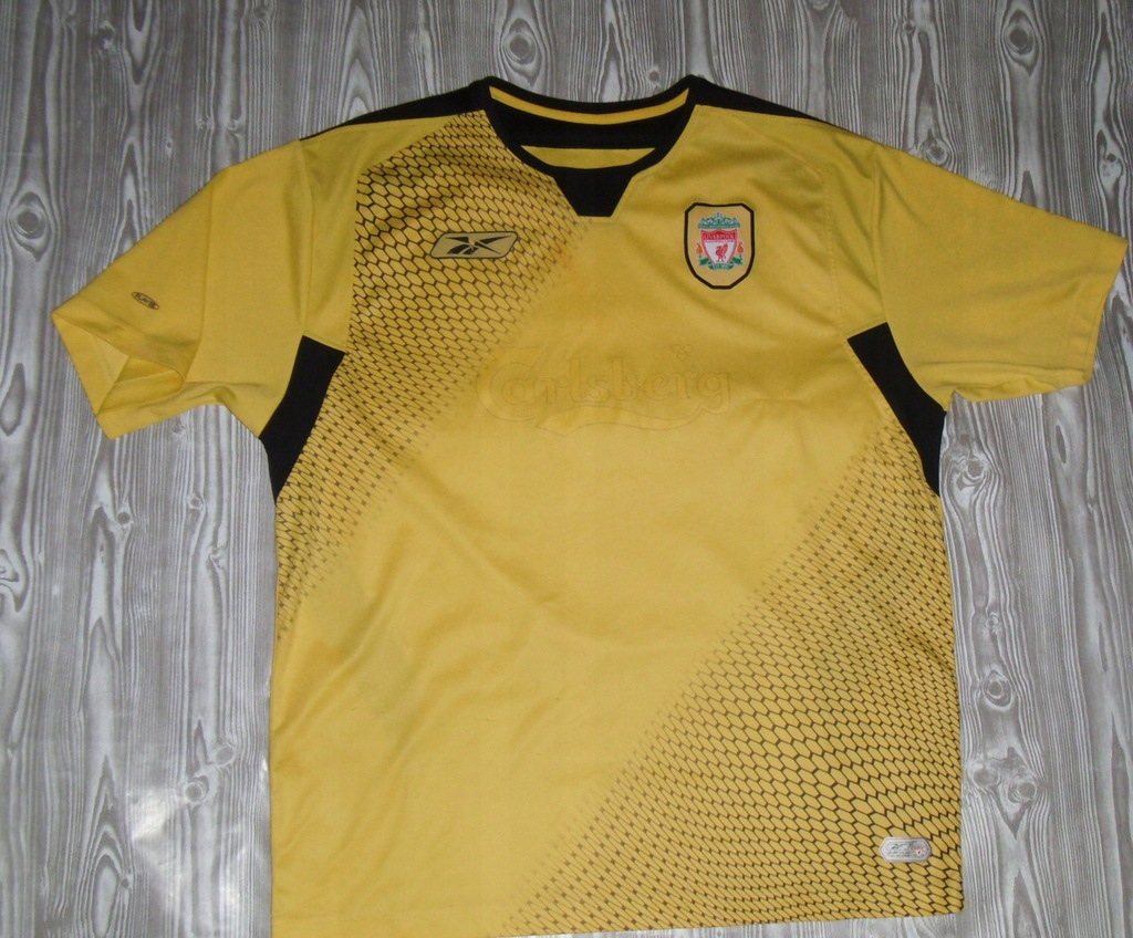KOSZULKA REEBOK FC LIVERPOOL 2004 XL