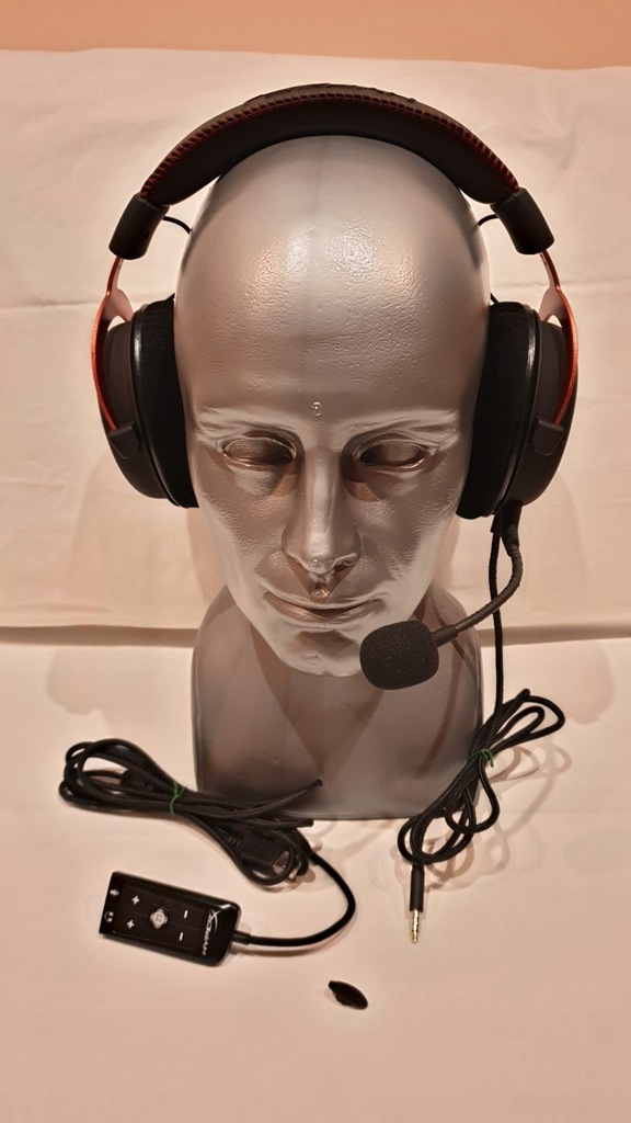 Słuchawki HyperX Cloud II- 7.1 - GWARANCJA.