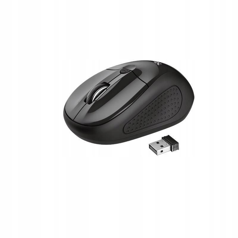 Trust Primo - Mysz optyczna bezprzewodowa 1600 DPI
