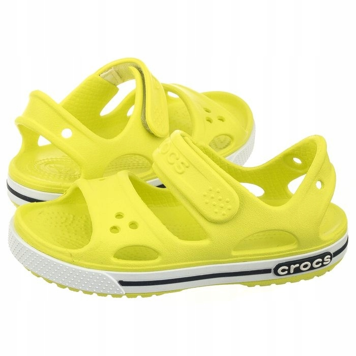 CRC2. CROCS Crocband II Tenis Ball sandałki dziec