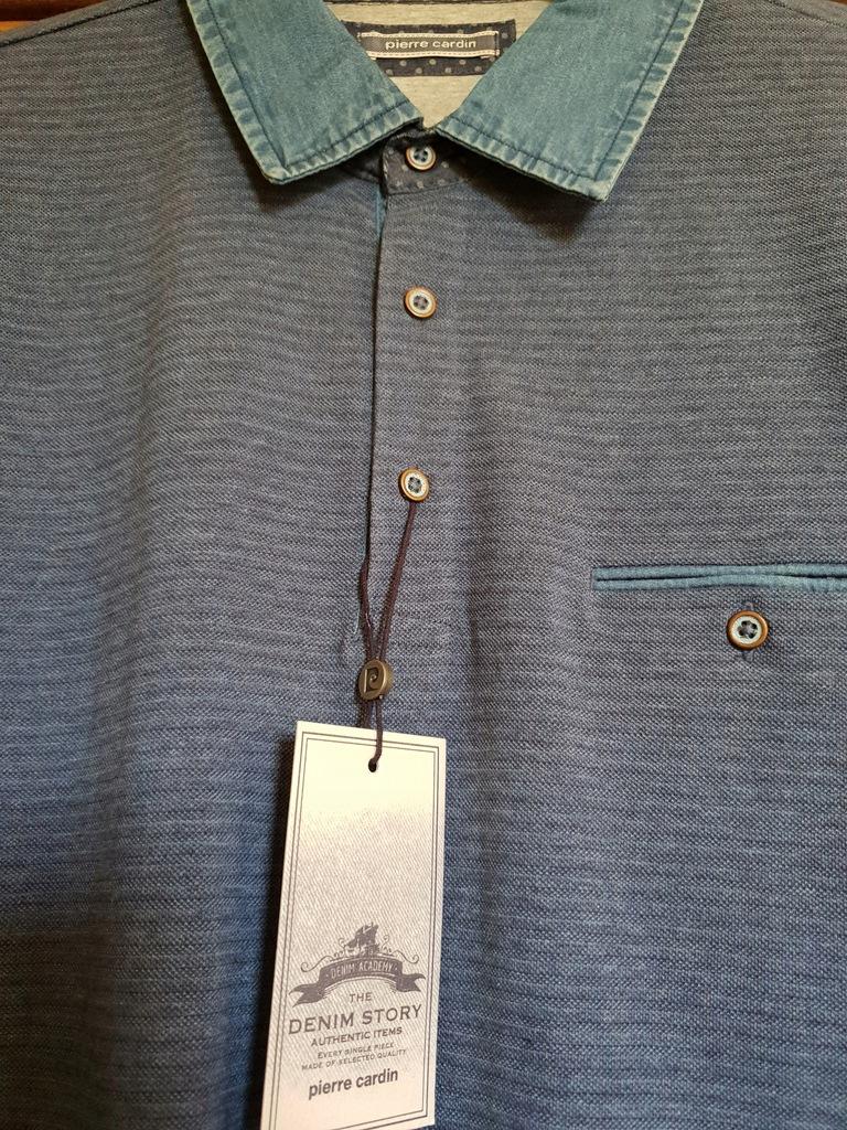 Pierre Cardin koszula polo NOWA z metką