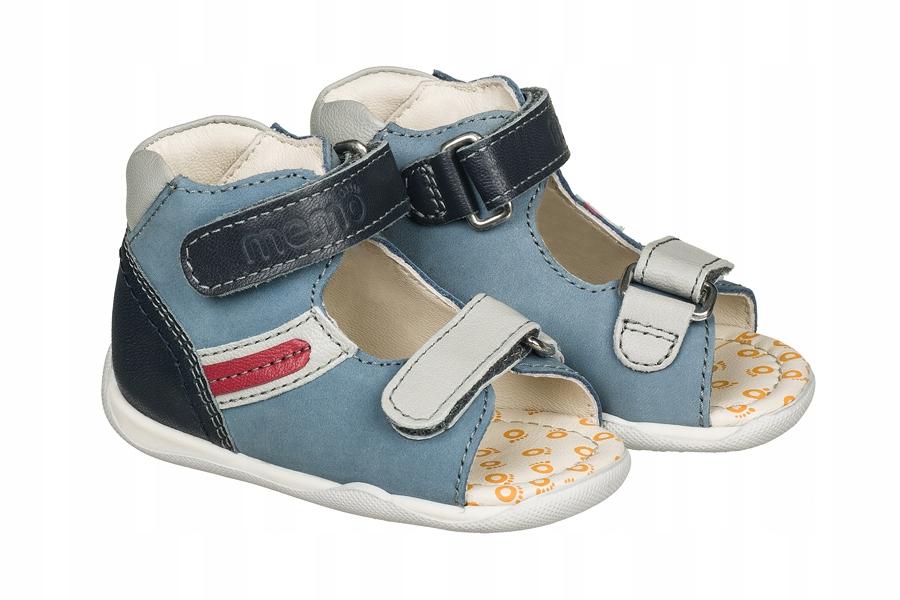 MEMO BABY buty profilaktyczne sandały MIKI r 18