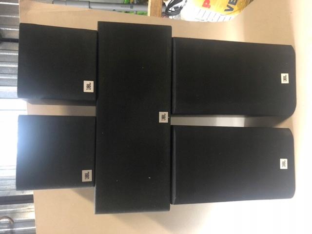 Glosniki JBL MX300 , HMX Center, HMX REAR