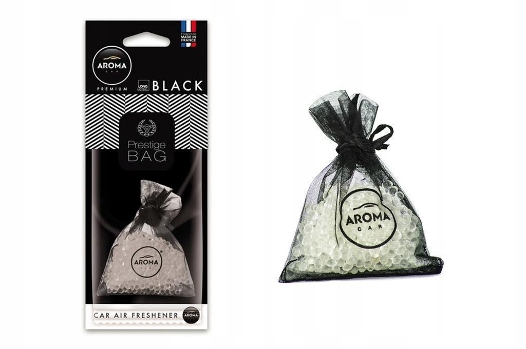 Odświeżacz powietrza aroma prestige fresh bag blac