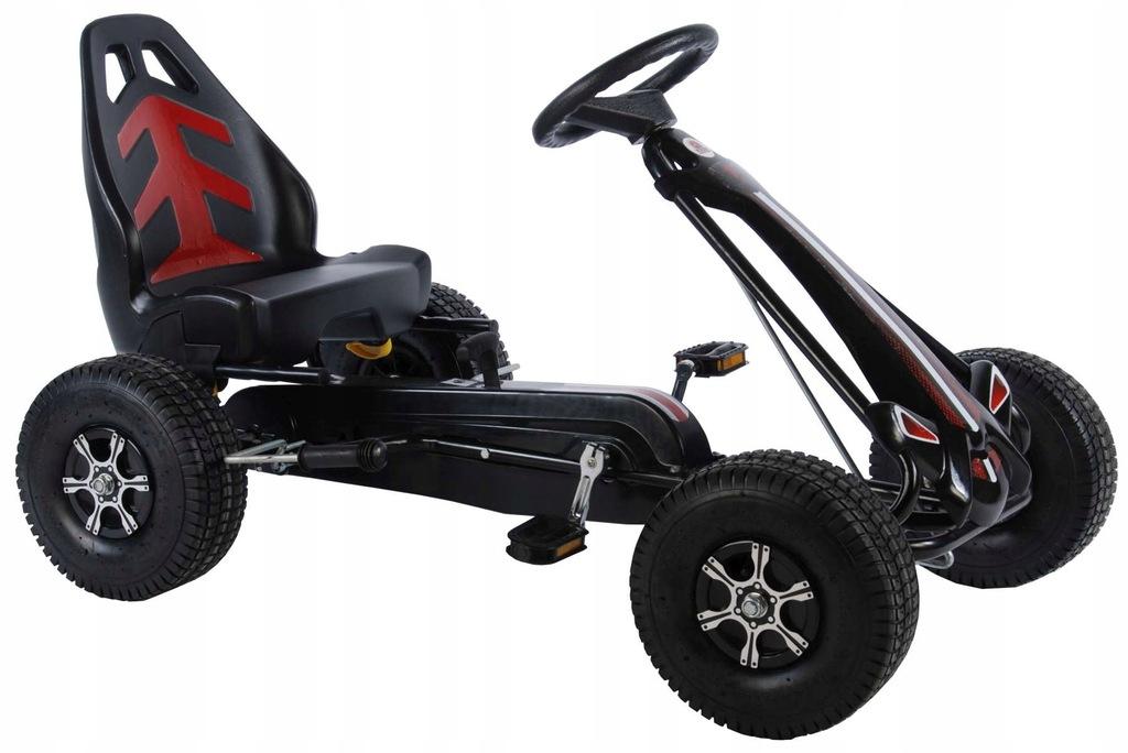 Volare Volare Go Kart Racing Samochód duży z opona