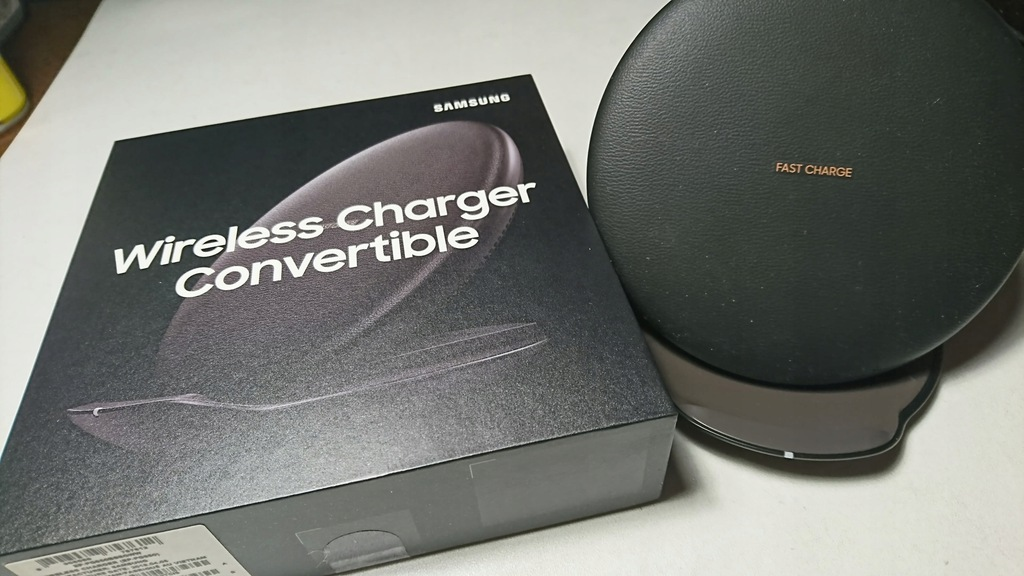 Samsung Wireless Charger Convertible Salon Byk