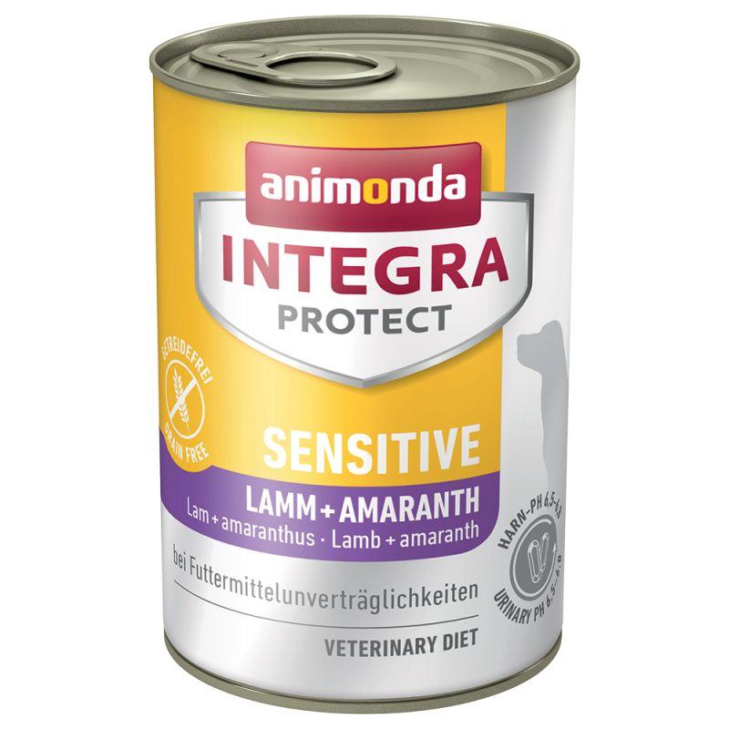 6x400g ANIMONDA Integra Sensitive kot