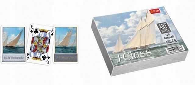 KARTY - ART BRIDGE - J-CLASS TREFL, TREFL