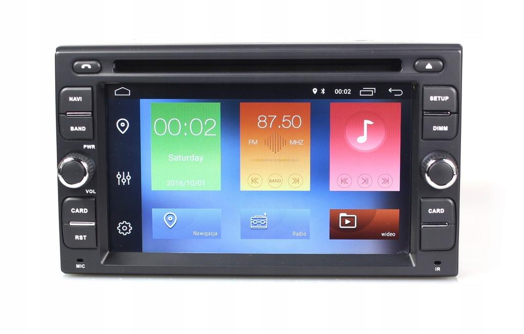RADIO NAWIGACJA GPS NISSAN FRONTIER 2005-2014
