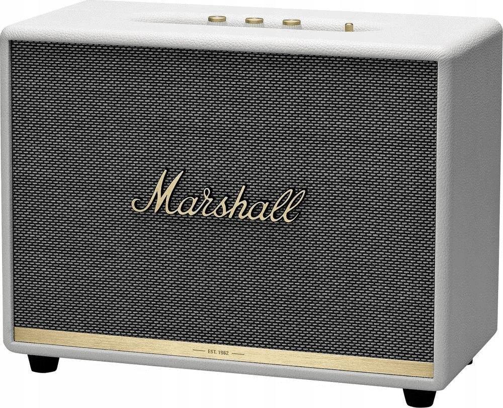 Marshall Woburn II 2 White Głośnik Bluetooth