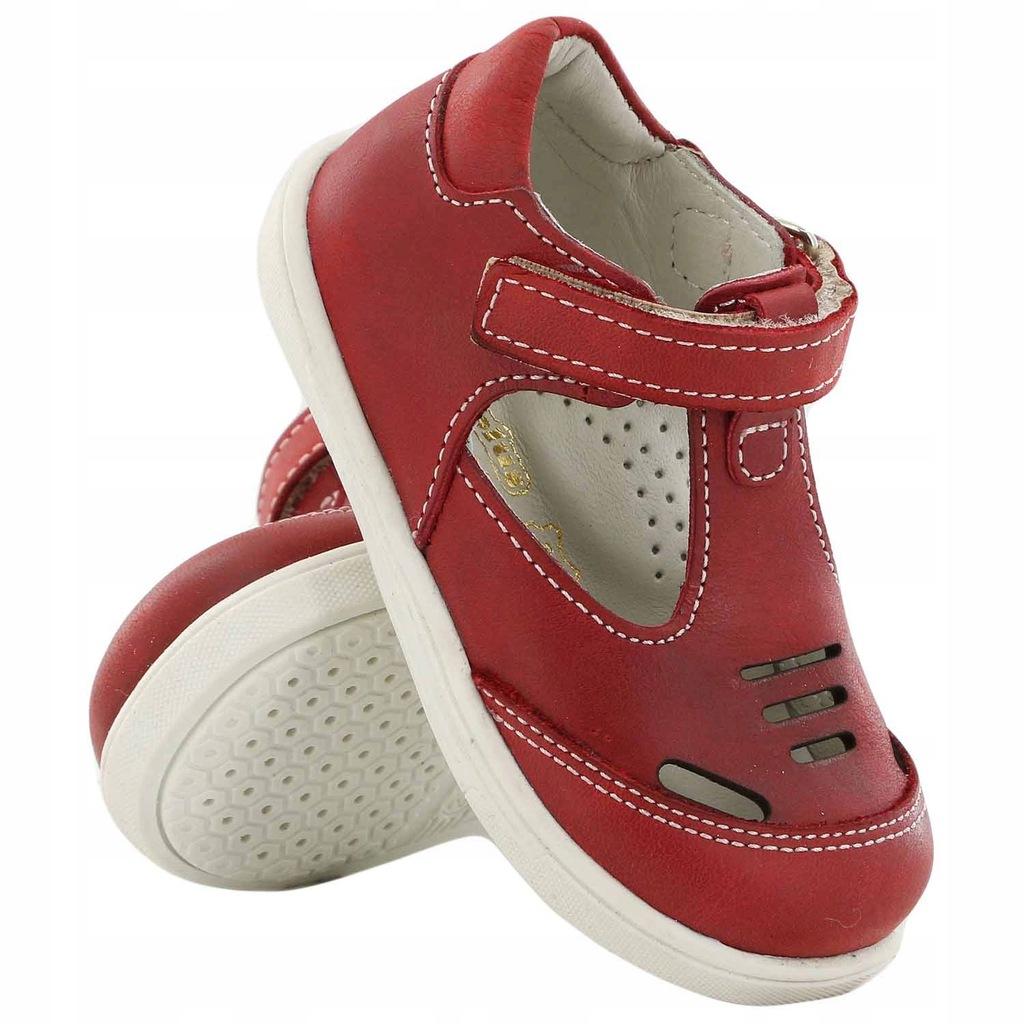 ORTOFARM obuwie dla niemowląt zdrowotne OF-F-001
