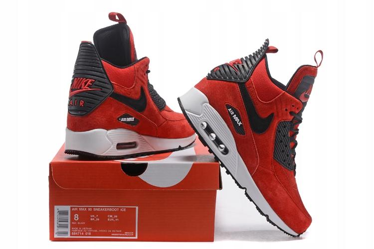 Nike Air Max 90 Sneakerboot Ice '41'