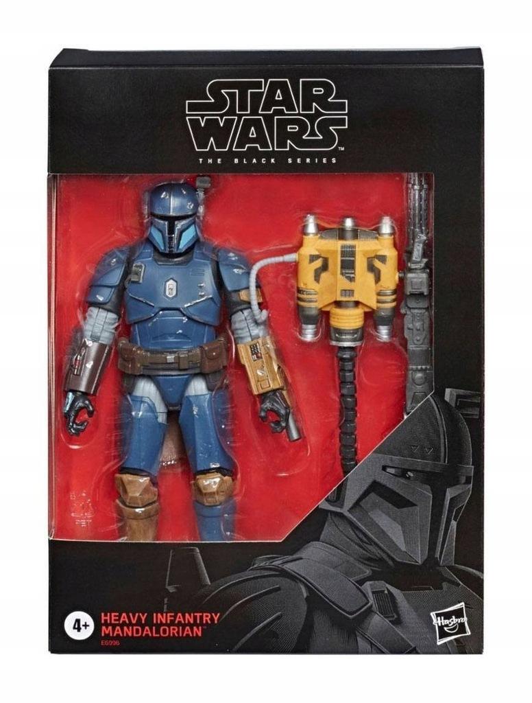 Star Wars: Heavy Infantry Mandalorian