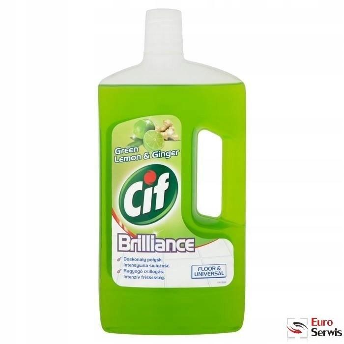 Płyn czyszczący CIF 1l uniwersalny Lemon&Ginge