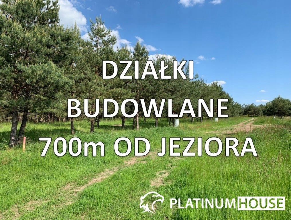 Działka, Łagów, Łagów (gm.), 805 m²