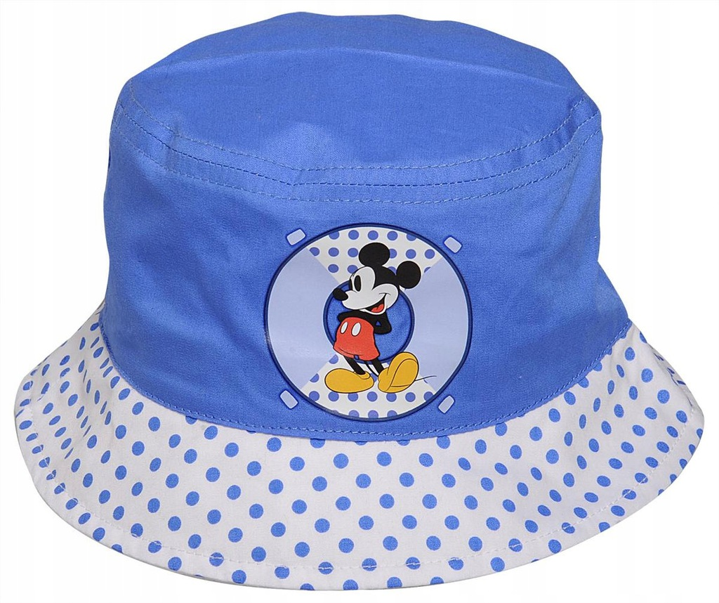 Kapelusz niemowlęcy Myszka Mickey Rozmiar 48cm