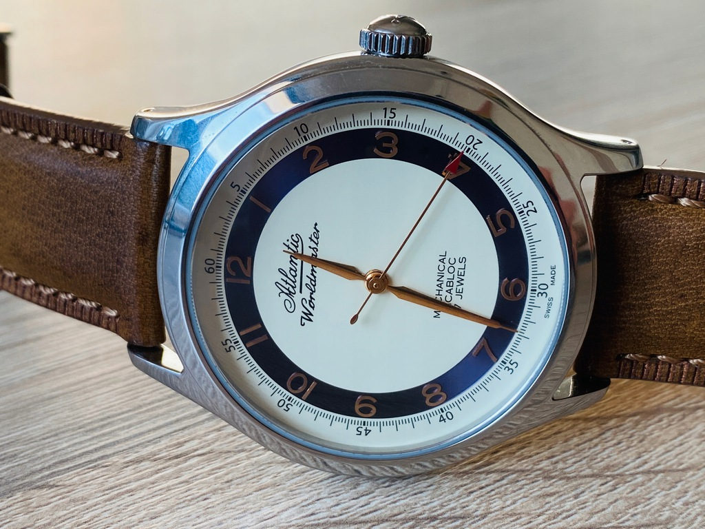 Zegarek Atlantic Worldmaster 1888 the Original