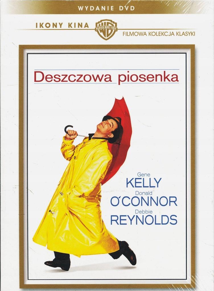 Deszczowa Piosenka DVD