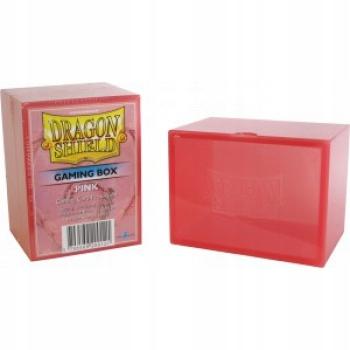 Dragon Shield Gaming Box - Pink