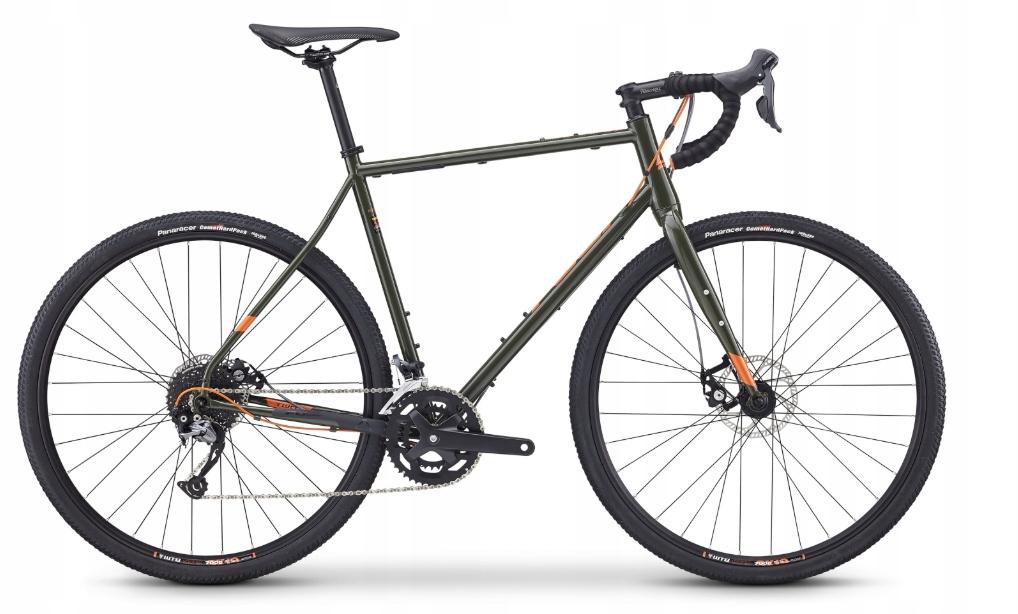 FUJI JARI 2.3 52cm rower gravel ALIVIO Cr-Mo