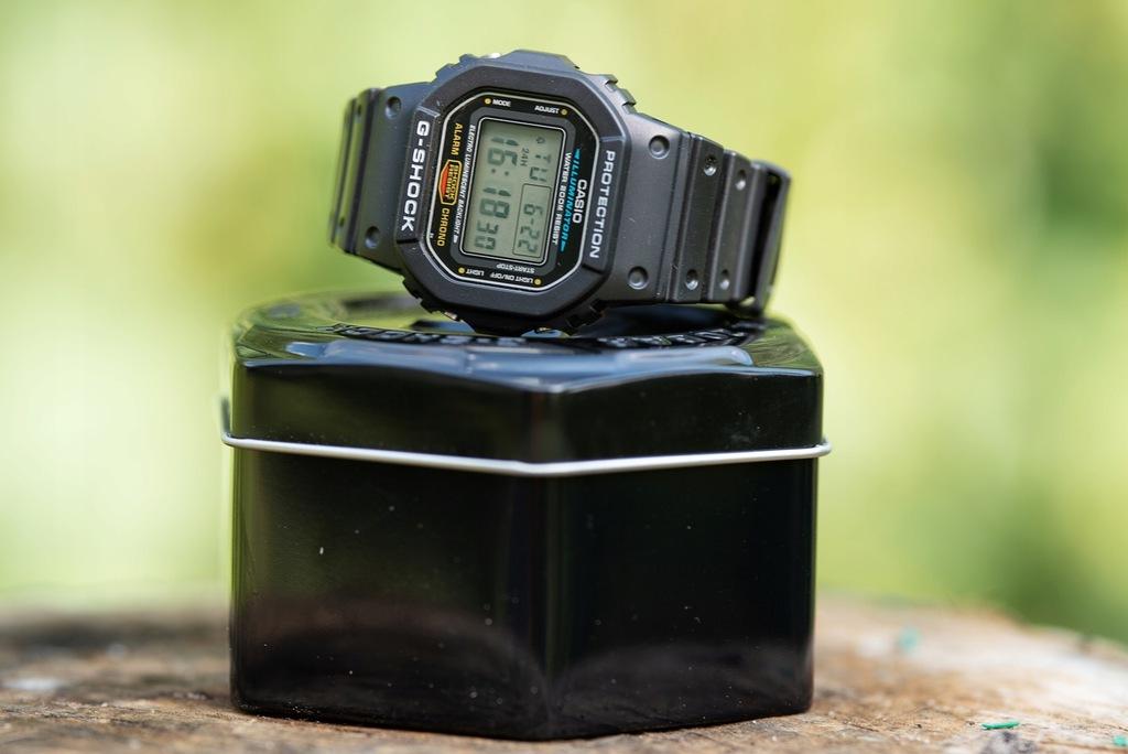 Zegarek męski Casio G-Shock DW-5600E-1V 200M