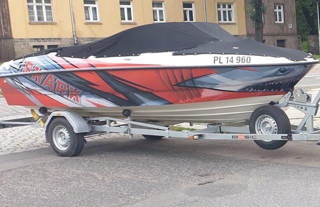 łódź Bayliner 185 2010r Mercruiser 3.0 131KM