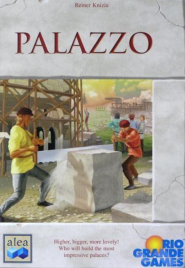 Palazzo Planszowa STRATEGICZNA EKONOMICZNA