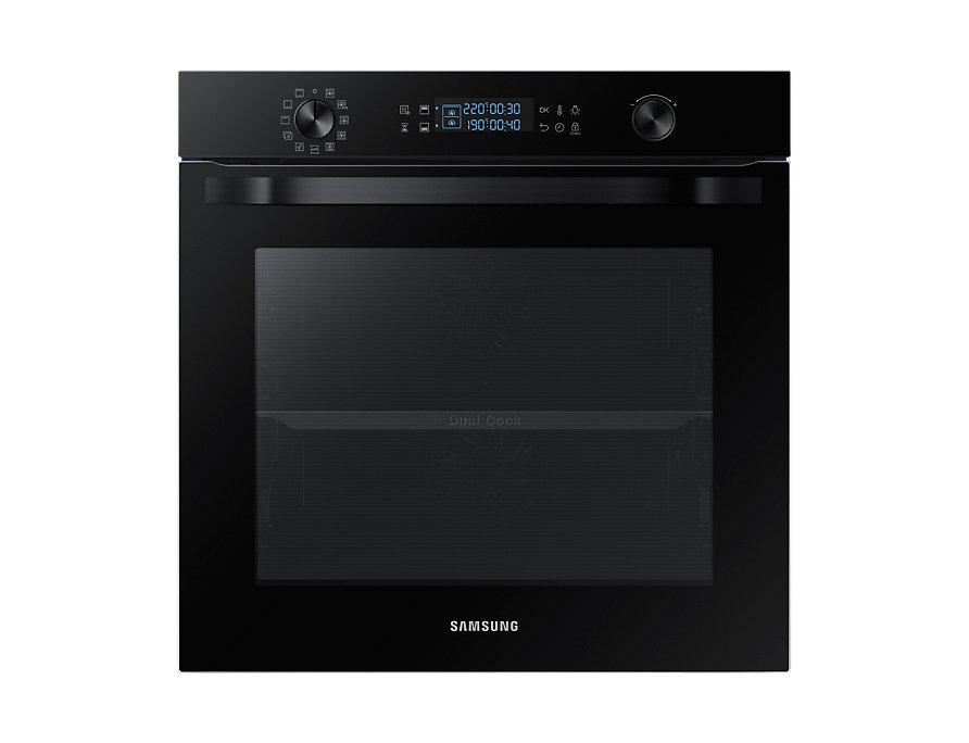 Piekarnik Samsung NV75K5541RB z funkcją Dual Cook