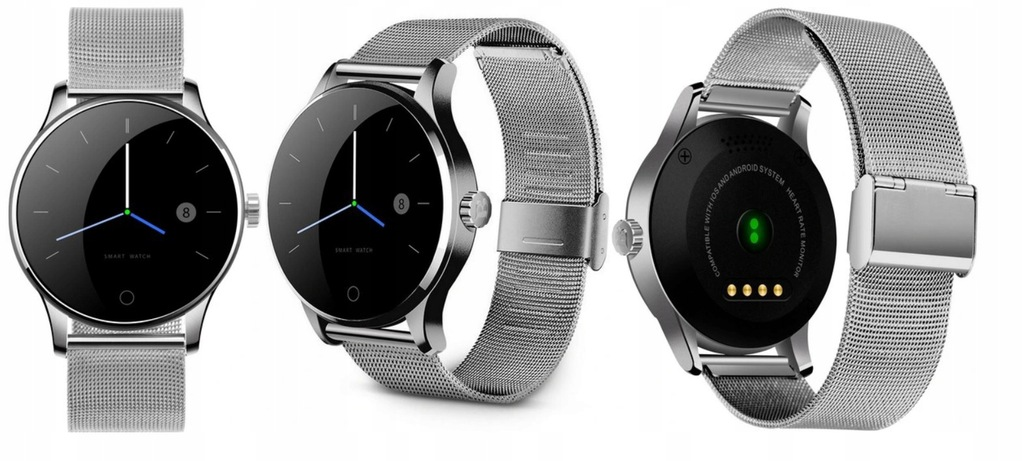 Smartwatch Overmax Touch 2.5 srebrny