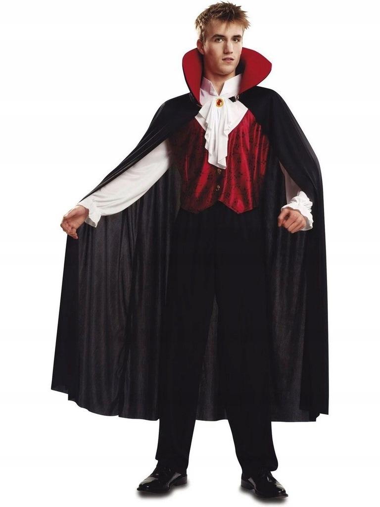 Strój Wampir Dracula Kostium Wampira S