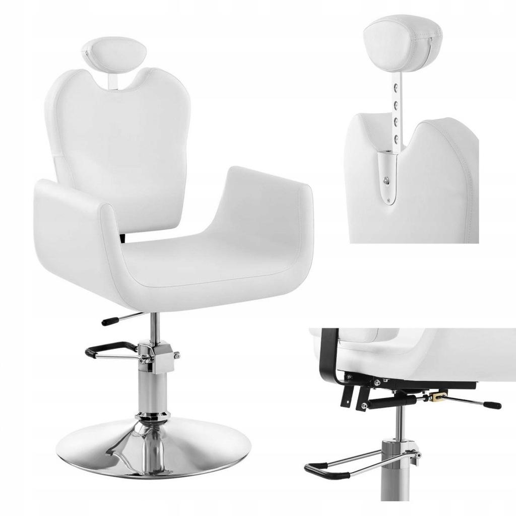 Profesjonalny fotel fryzjerski kosmetyczny obrotow