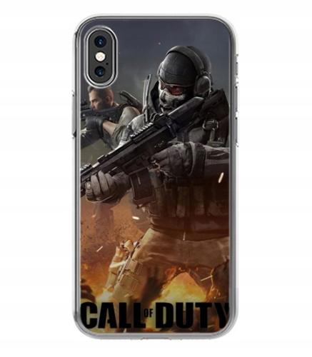 Etui nadruk CALL OF DUTY Huawei Nova 3
