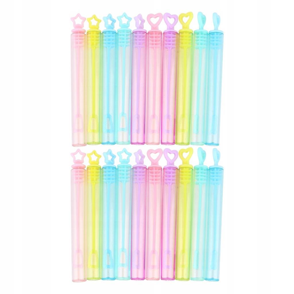 30 sztuk Puste butelki Bubble Stick Mini Różdżka