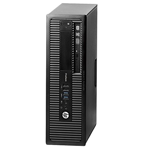 Super Komputer do GIER HP 800 i5 8GB SSD GTX1050TI