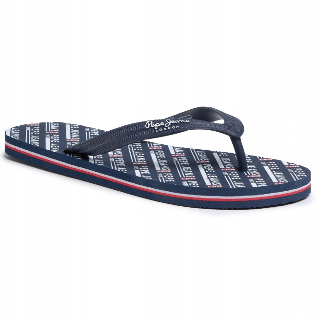 JAPONKI PEPE JEANS PMS70090-595 SWIMMING ALL OVER0