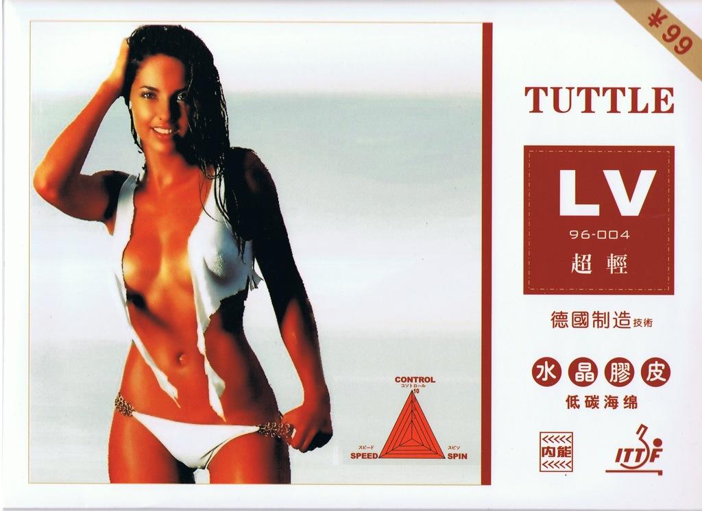 Okładzina Tuttle Kokutaku LV 2.1mm tuning czarna