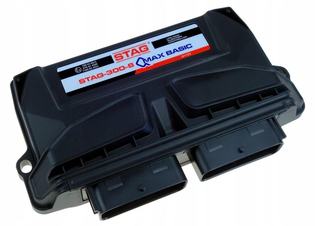 Komputer Stag 300-8 QMAX Basic Sterownik Centrala
