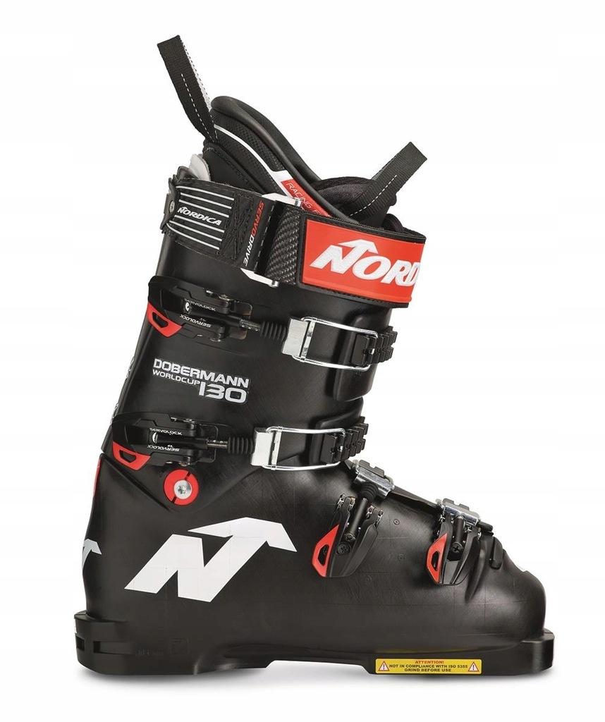 Buty narciarskie Nordica Dobermann WC EDT 130 Czar