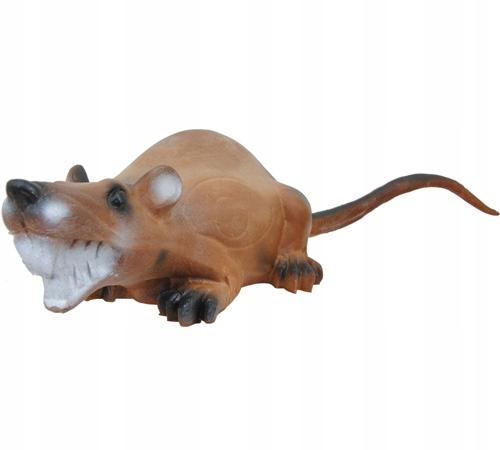 Tarcza 3D - Szczur Longlife