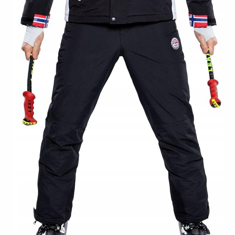 Nebulus Downhill Q035 Spodnie Męskie Narciarskie M