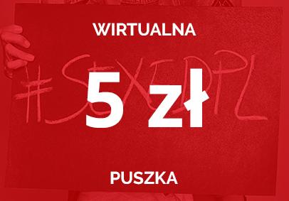 Wirtualna Puszka: 5 zł